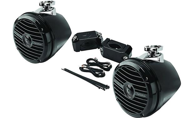 Rockford Fosgate MOTO-REAR1 rear speaker kit
