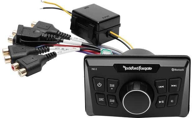Rockford Fosgate PMX-0 digital media receiver