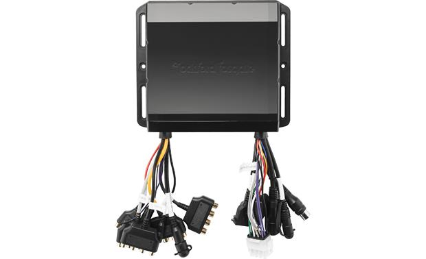 Rockford Fosgate PMX-8BB Top view