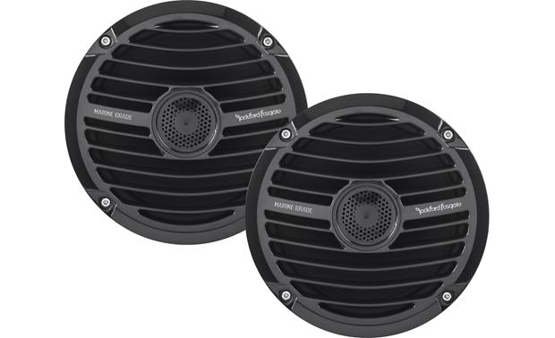 Rockford Fosgate YXZ-STAGE4 Rockford Fosgate RM1652 marine speakers