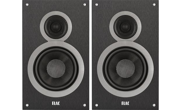 ELAC Debut B6 Shown with included grilles removed