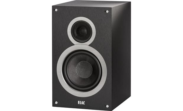 ELAC Debut B6 Angled front view (grille off)
