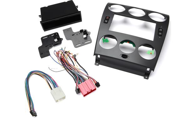 Metra 99-7524B Dash and Wiring Kit Front