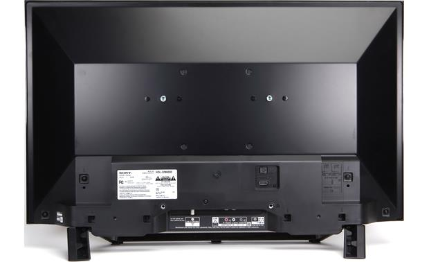 Sony KDL-32W600D Back (full view)