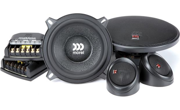 Morel Maximo 5 Morel's most affordable speakers uphold their premium standards