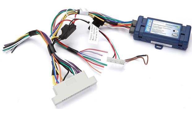 PAC RP3-GM13 Wiring Interface Front