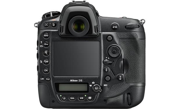 Nikon D5 (no lens included) Back
