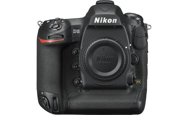 Nikon D5 (no lens included) Front