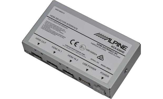 Alpine KCX-630HD Other