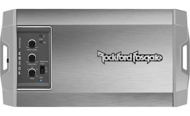 Rockford Fosgate TM750X1BD mono amplifier