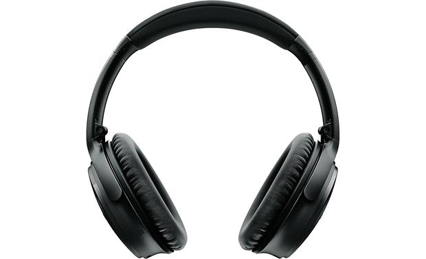Bose® QuietComfort® 35 (Series I) Acoustic Noise Cancelling® wireless headphones Softly padded earcups and headband