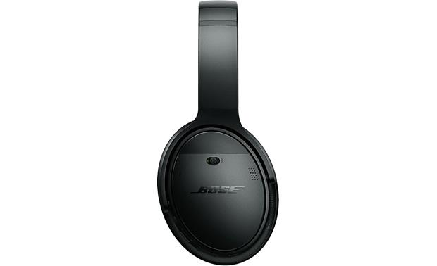 Bose® QuietComfort® 35 (Series I) Acoustic Noise Cancelling® wireless headphones Power swich on right earcup