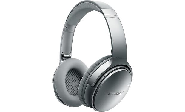 Bose® QuietComfort® 35 (Series I) Acoustic Noise Cancelling® wireless headphones The first Bose noise-cancelling headphones with Bluetooth
