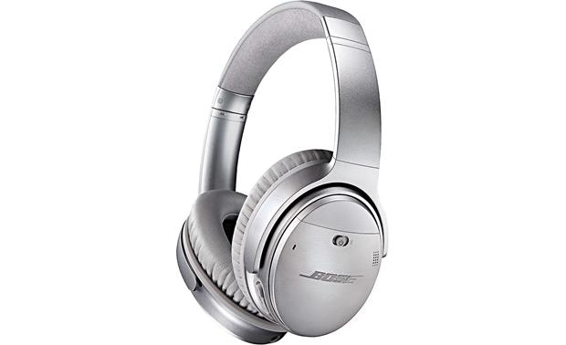 Bose® QuietComfort® 35 (Series I) Acoustic Noise Cancelling® wireless headphones Power switch on right earcup
