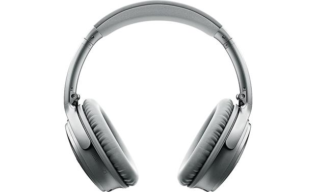 Bose® QuietComfort® 35 (Series I) Acoustic Noise Cancelling® wireless headphones Softly padded earcups and flexible padded headband