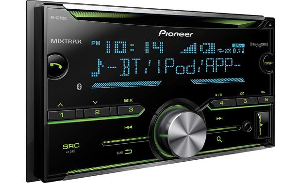 Pioneer FH-X730BS Other