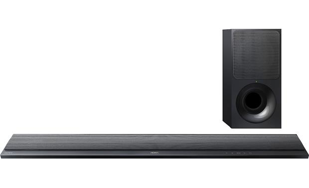 sony ht ct790 powered sound bar with 4k hdr passthrough wi fi 174 and wireless subwoofer at