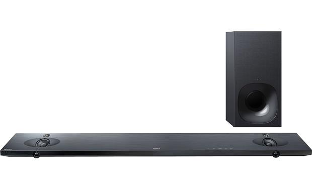 Sony HT-NT5 Slim sound bar with wireless subwoofer