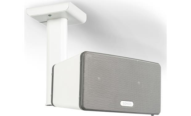 Flexson Ceiling Mount For Sonos Play:3 Shown mounted horizontally