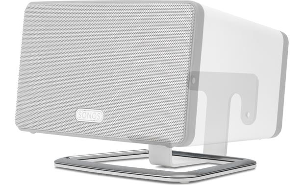 Flexson Desk Stand For Sonos PLAY:3 Easily mount and support your PLAY:3