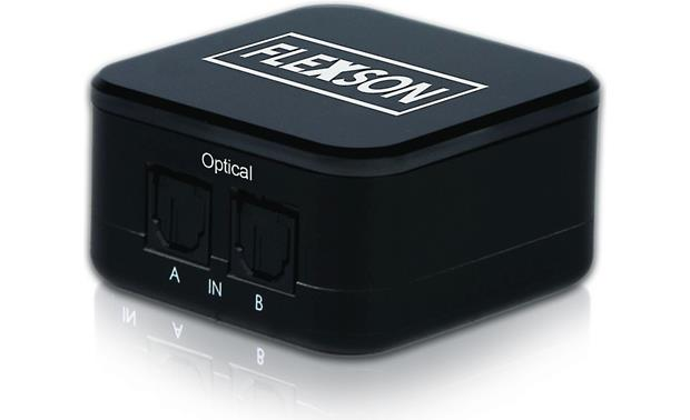 Flexson Optical Digital Audio Switcher for Sonos PLAYBAR Front