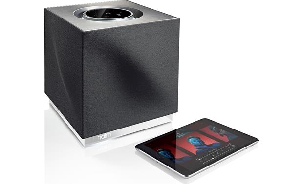 Naim Mu-so Qb Stream wirelessly from your tablet (tablet not included)