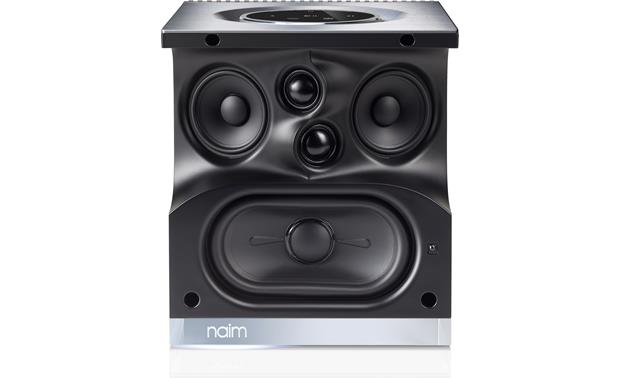 Naim Mu-so Qb With grille removed