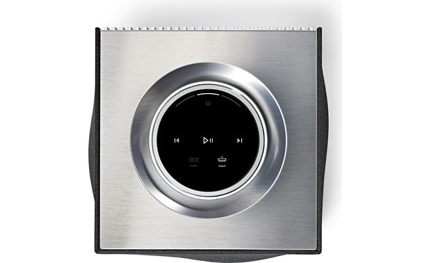 Naim Mu-so Qb Top-mounted touchscreen controls