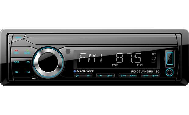 blaupunkt rio de janeiro 120 digital media receiver does not play cds at crutchfield
