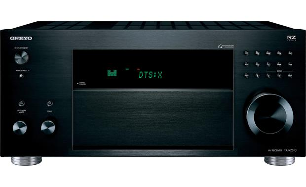 onkyo tx rz810 7 2 channel home theater receiver with wi fi