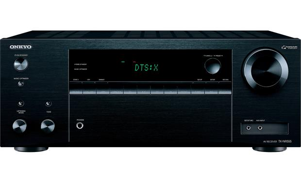 onkyo bluetooth receiver. onkyo txnr555 front bluetooth receiver
