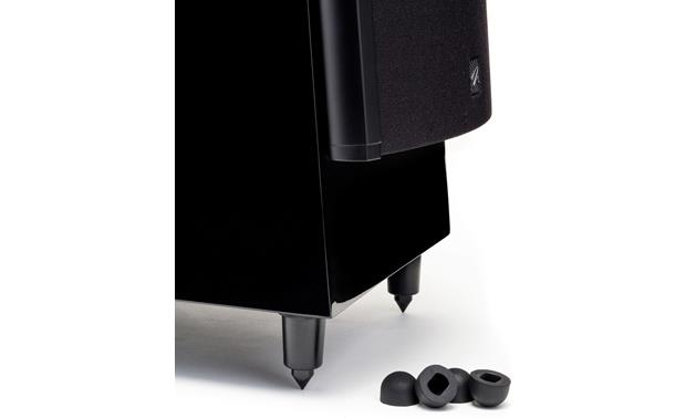 MartinLogan ElectroMotion® ESL X The included feet provide extra stability