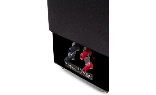 MartinLogan ElectroMotion® ESL X Bi-amp or bi-wire your speakers