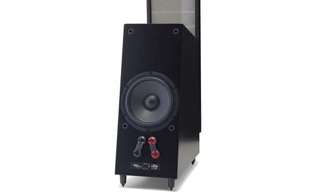 MartinLogan ElectroMotion® ESL X The rear-facing sub provides room-filling bass