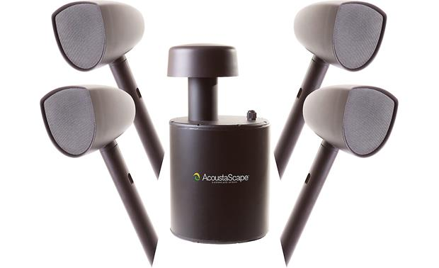 Acoustic Landscape™ AS4.1 Front