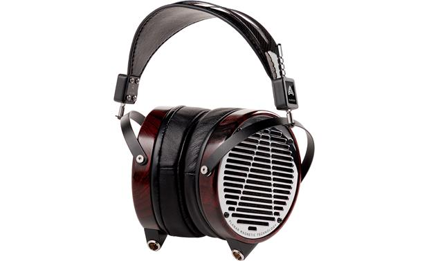 Audeze LCD-4 These large, solid headphones weigh in at over a pound and are built for a high level of performance