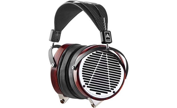 Audeze LCD-4 An open-back design lets air and sound flow freely