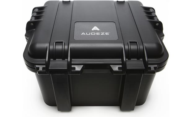 Audeze LCD-4 Professional travel case with an ultra-durable, waterproof polypropylene shell and padded interior
