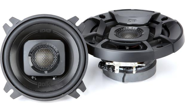 Polk Audio DB 402 Polk uses laser imaging to design these speakers for superior performance