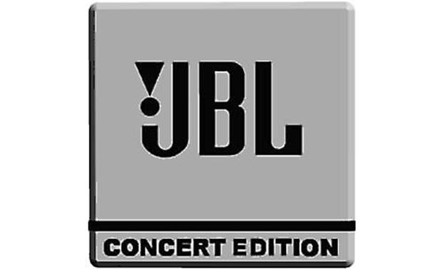 JBL Concert Edition Premium Audio Upgrade Tailgate badge