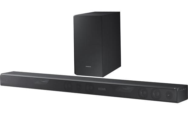 Samsung HW-K850 Sound bar and wireless sub combo delivers immersive Dolby Atmos sound