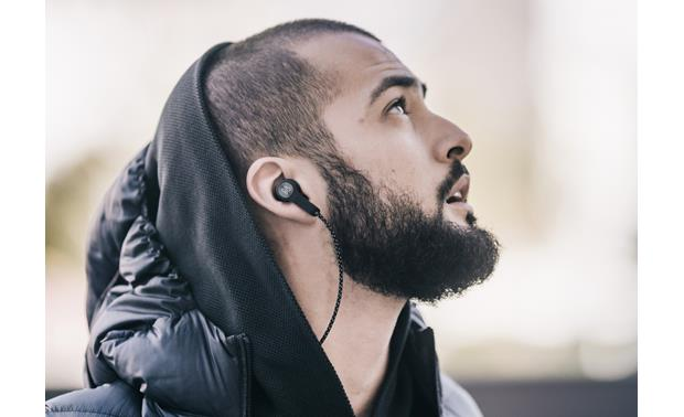 Bang & Olufsen Beoplay H5 Secure, comfortable in-ear fit