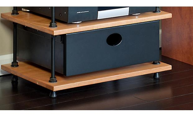 Salamander Designs Archetype Media Drawer Black (Archetype stand not included)