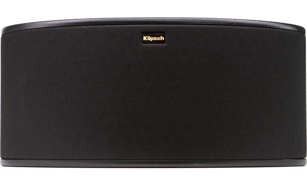 Klipsch Reference R-14S Shown from front with grille on