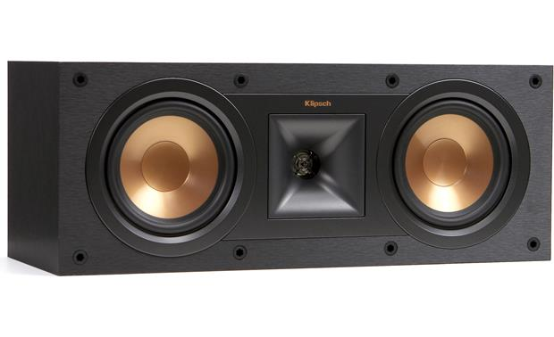 Klipsch Reference R-25C Shown without grille