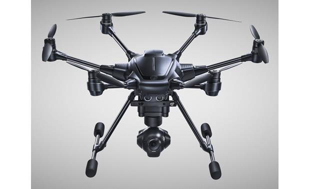 Yuneec Typhoon H Hexacopter with Intel® RealSense™ Front