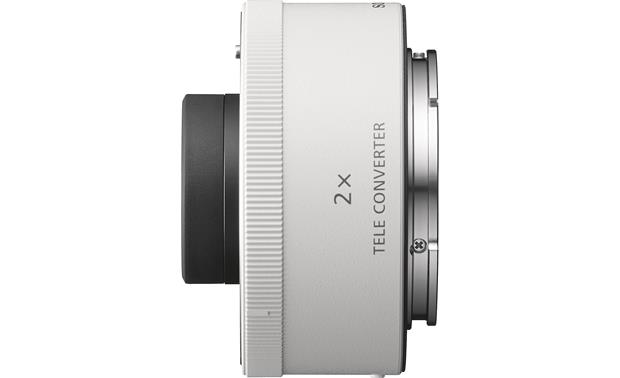 Sony SEL20TC 2.0X Teleconverter Side