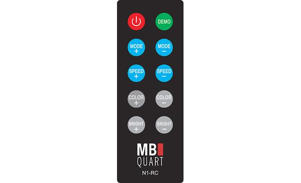 MB Quart N1-RC Wireless Control your light show