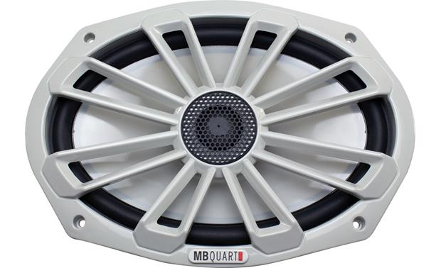 MB Quart NK1-169 light gray grilles