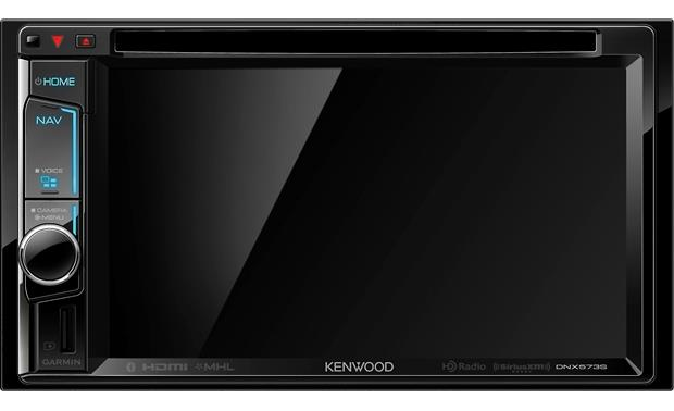 Kenwood DNX573S The 6.2